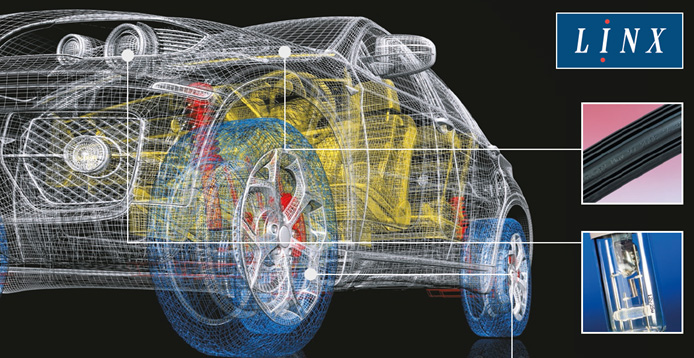 Automotive Marking & Coding Solutions for the Automotive Industry