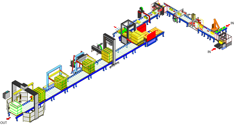 Payway Layout