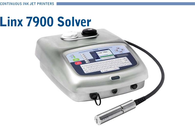 Linx 7900 solver