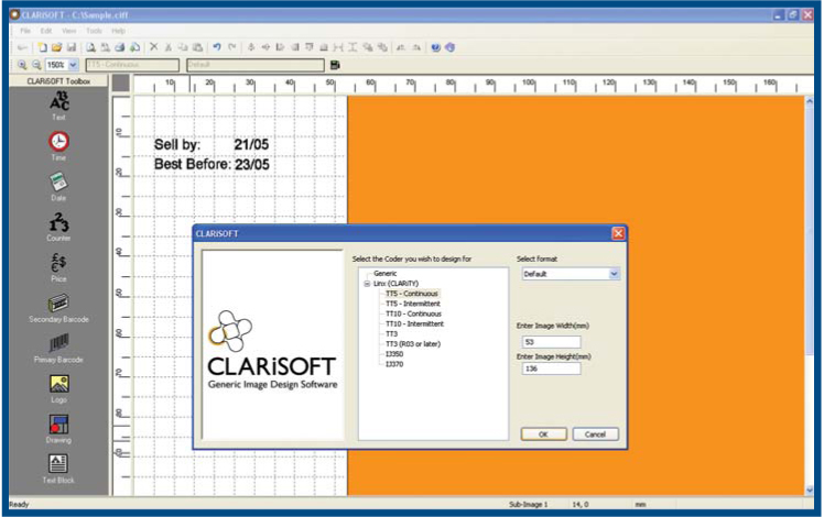 CLARiSOFT software