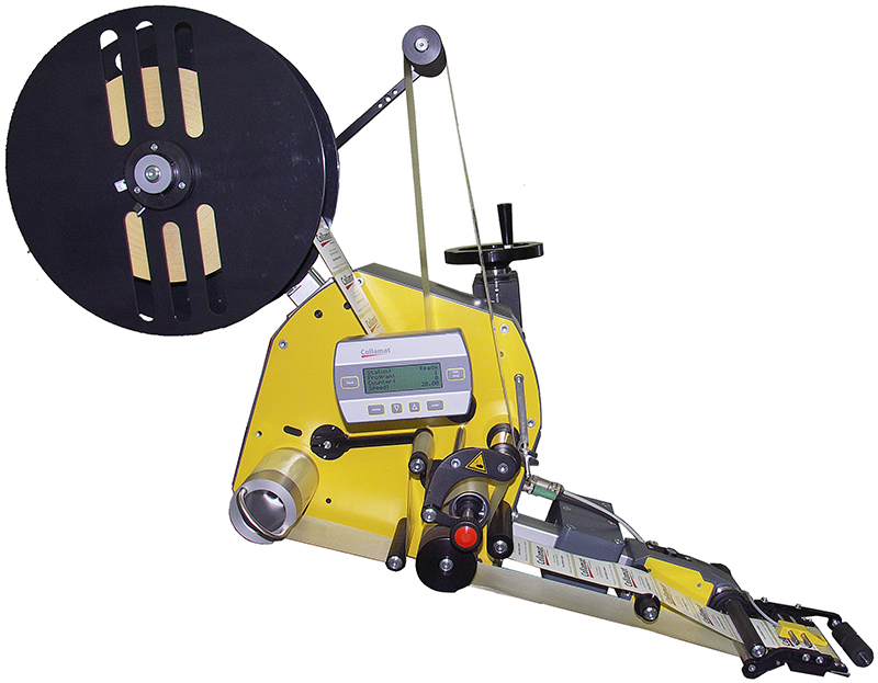 Collamat Label Applicator