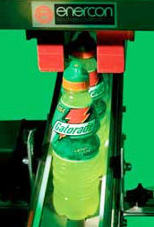 Gatorade energy drinking