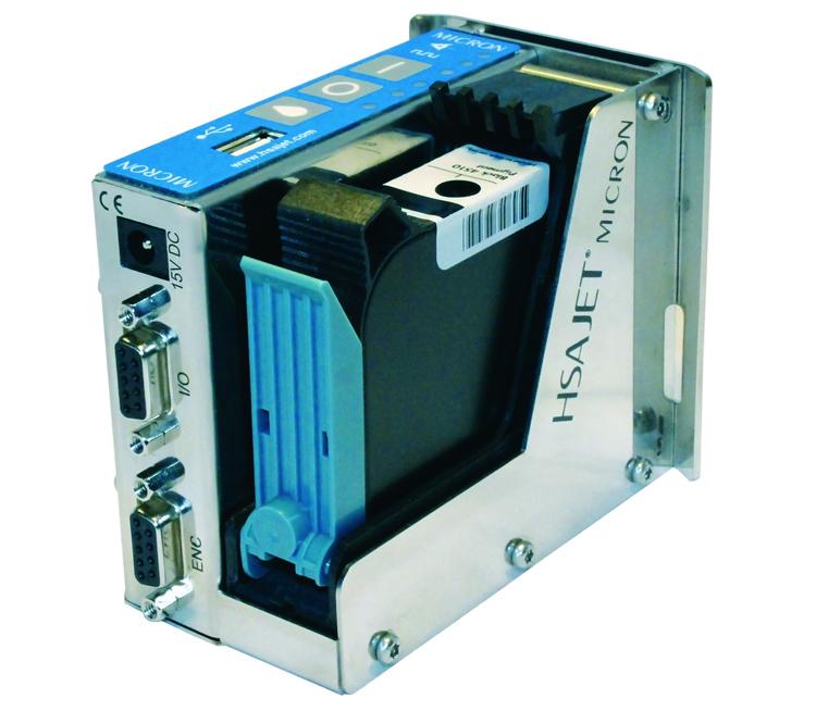 micron printer by HSAjet